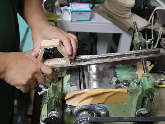 Terasawa Burashi Seisakusho| Craftsman | TOKYO Teshigoto