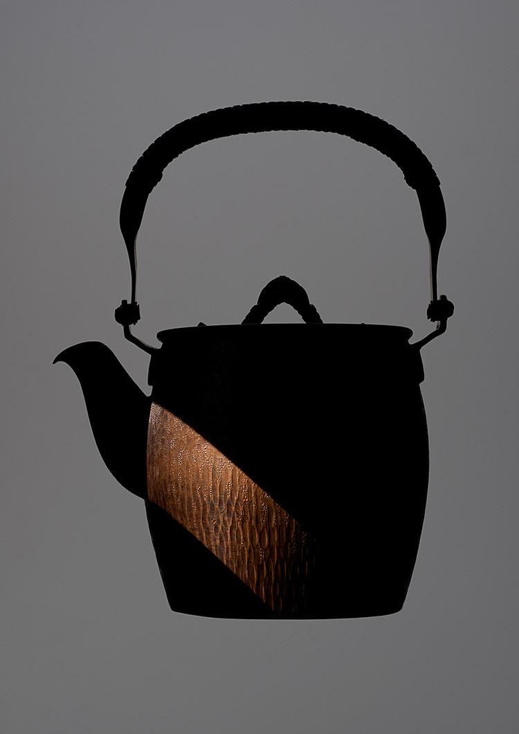 Copper Kyusu Teapot