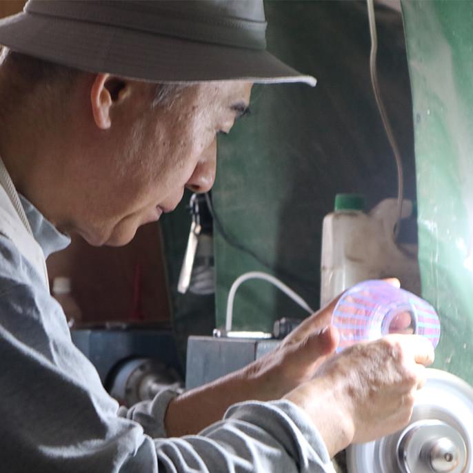 Edo Kiriko Kobayashi