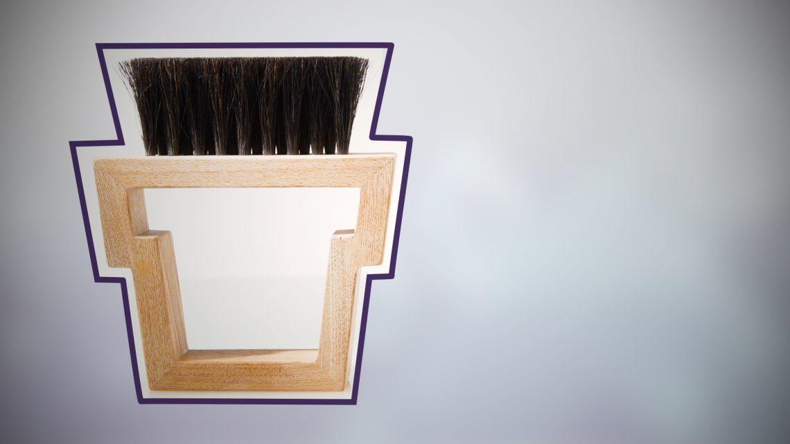 Decorative brush