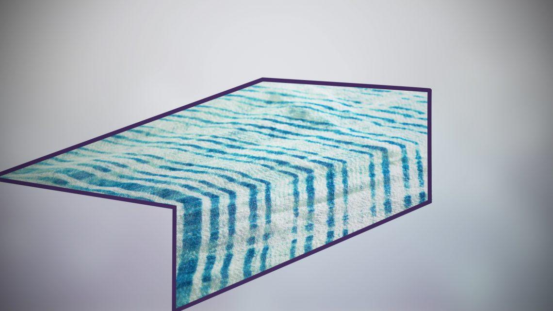 The secret of 100% natural indigo dye