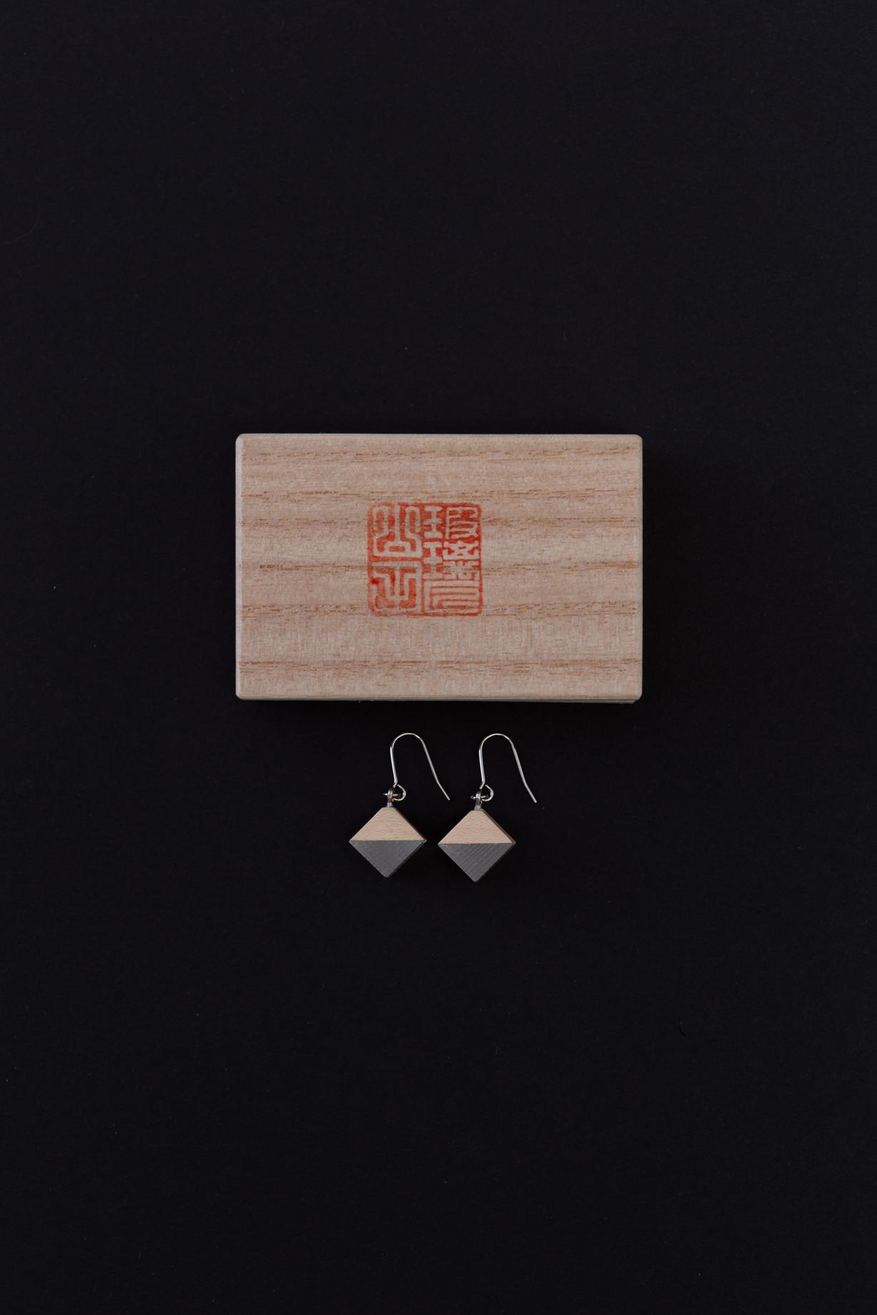 KITOKIRIKO Earrings(Nanako)&box
