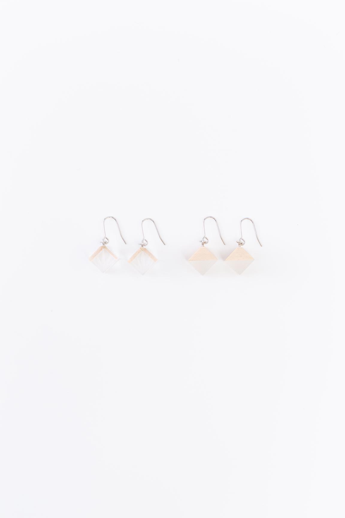 KITOKIRIKO Earrings(Nanako&bamboo leaves)
