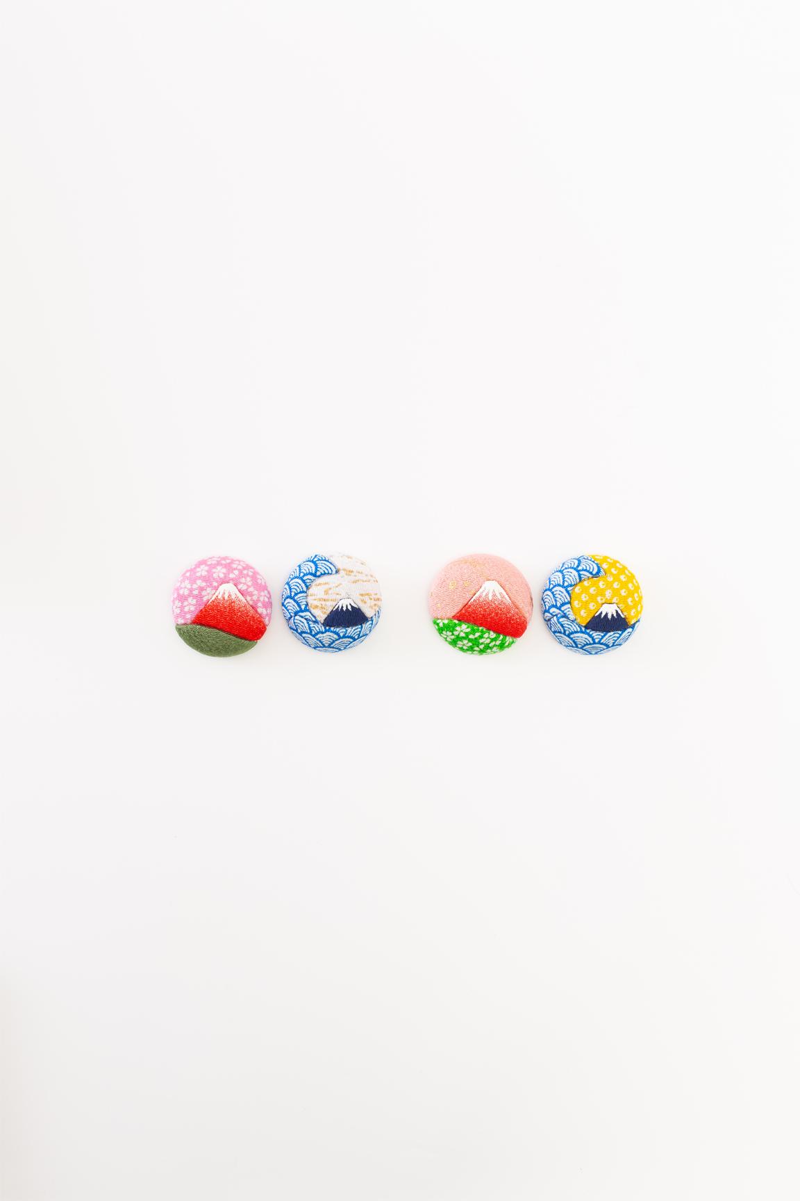 Edo Kimekomi Magnets