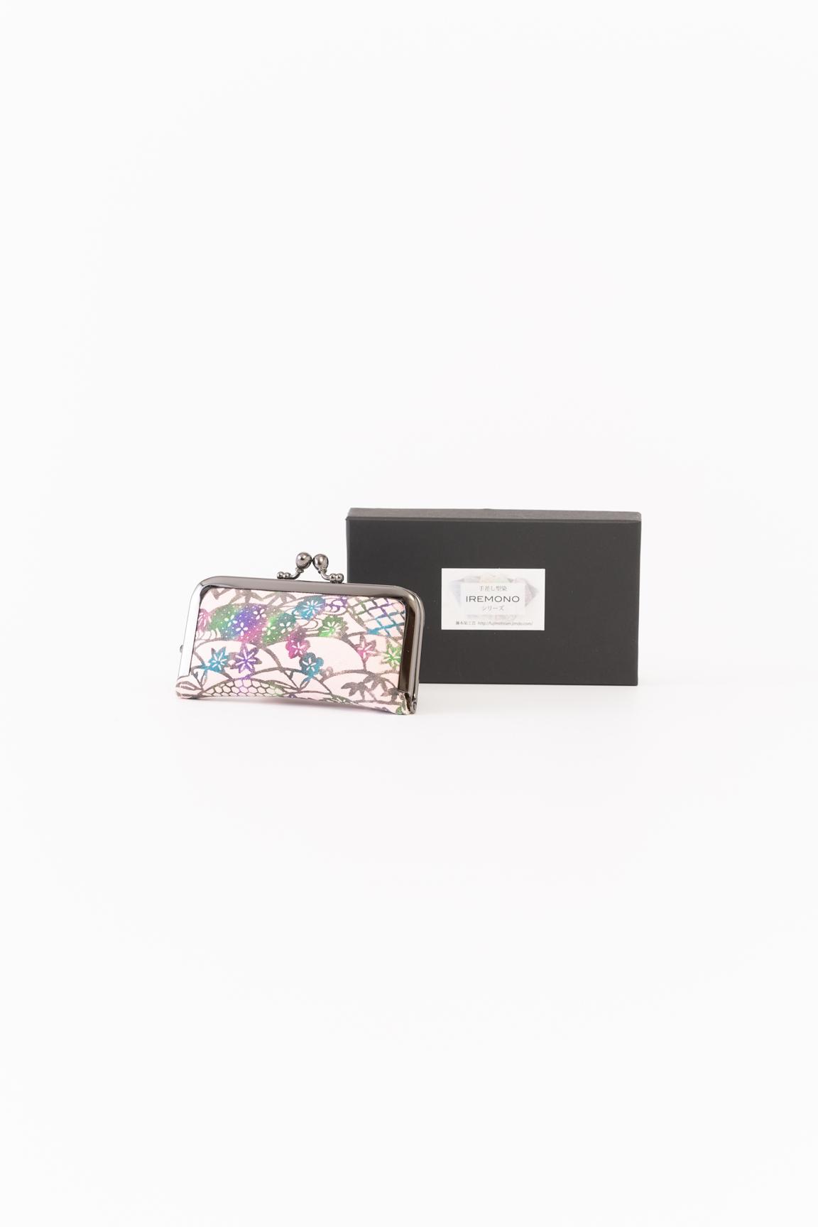 Name stamp case(pink)&box