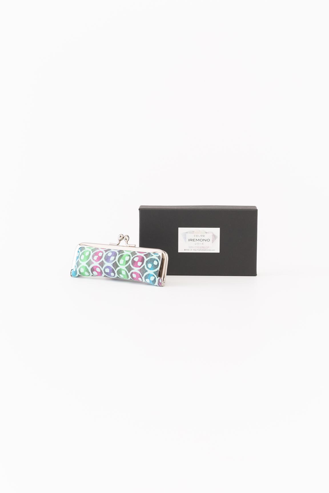 Lipstick case(blue)&box