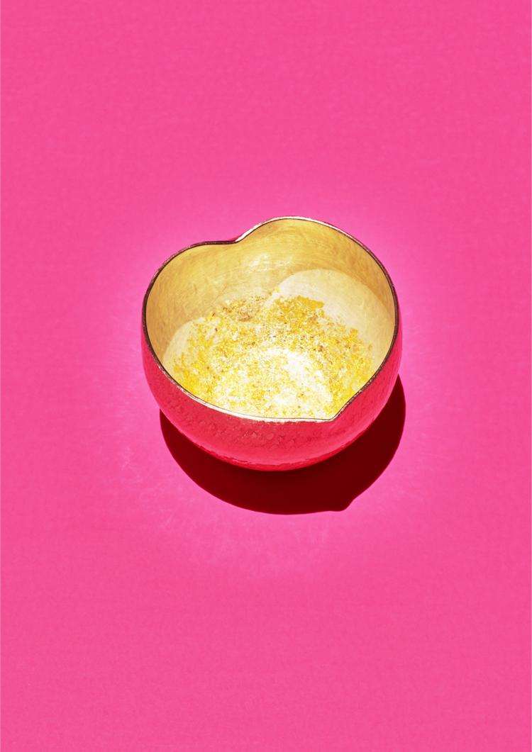 Heart sake cup