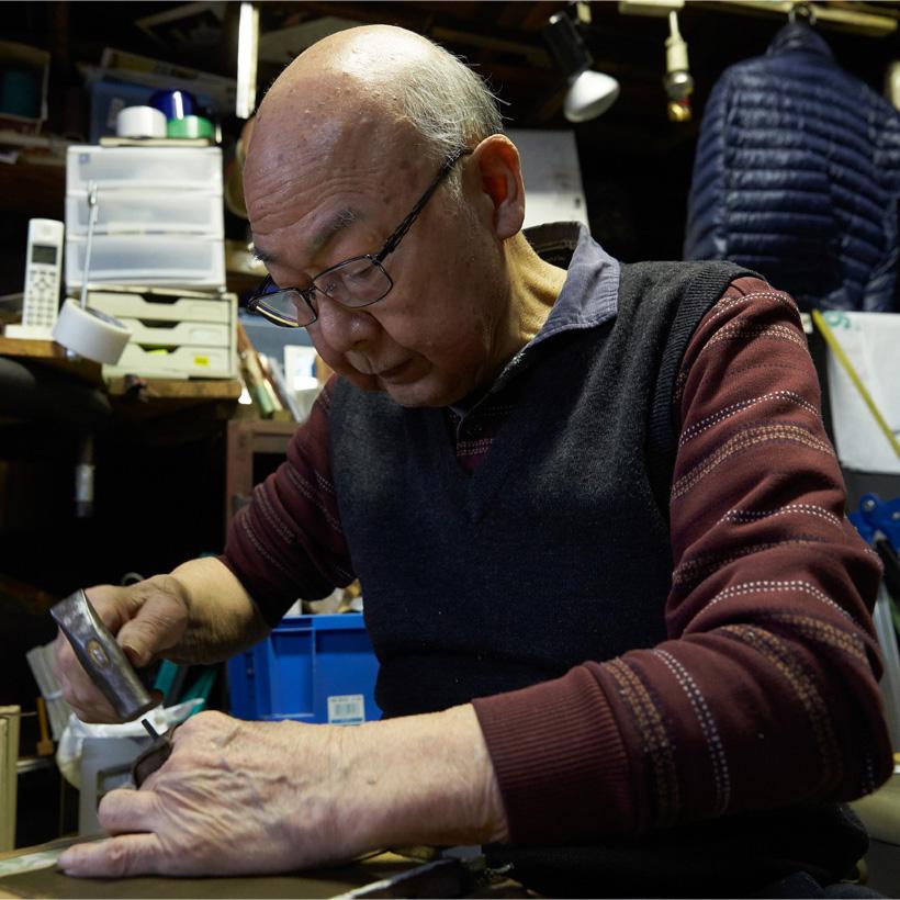 Edoko Teshigahara factory