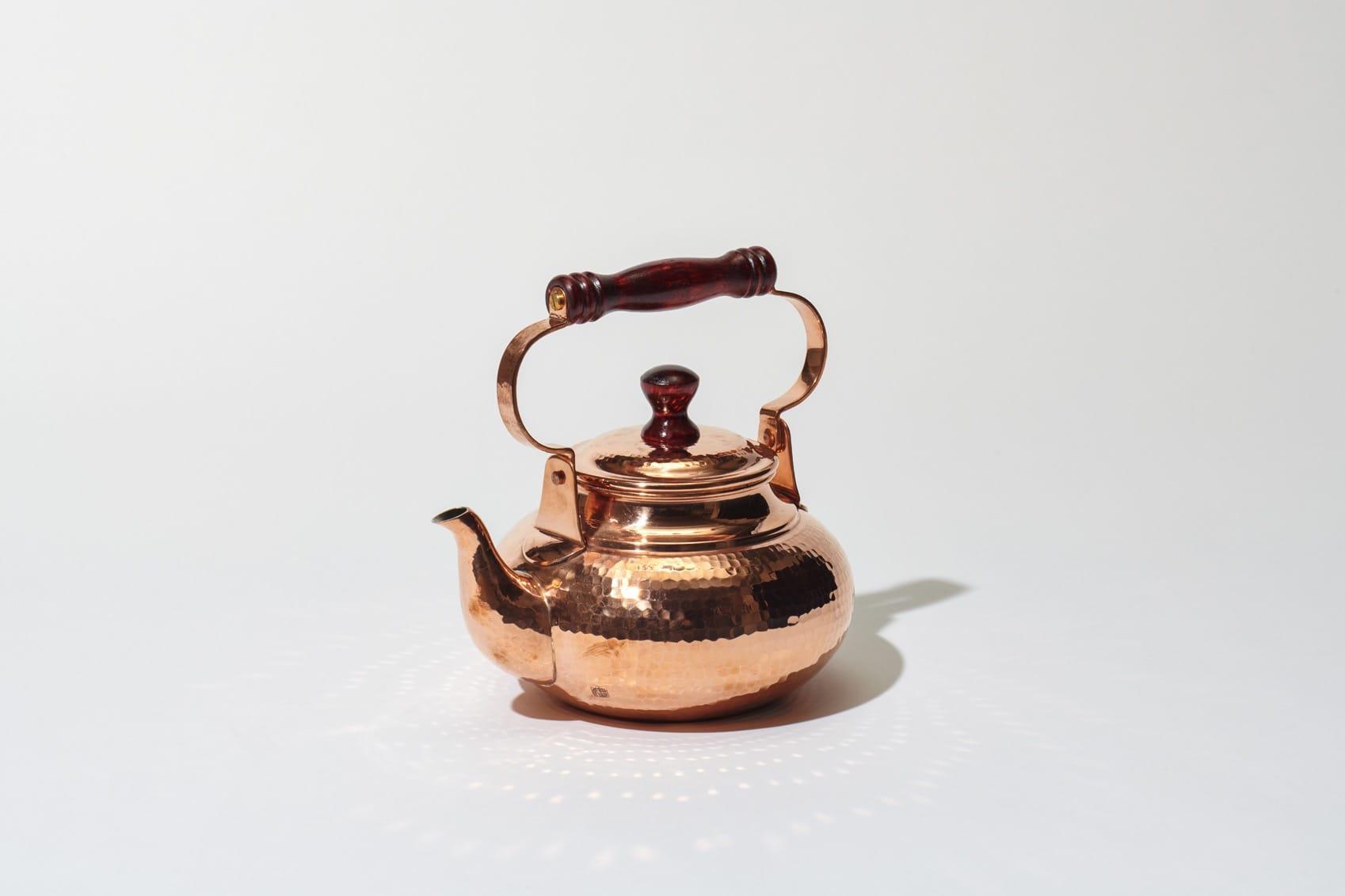 特選銅製ケトル(2L)物撮り