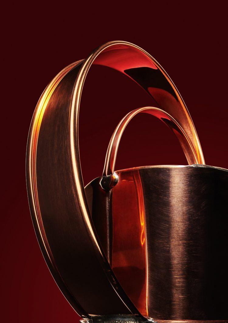 銅製タサ如雨露