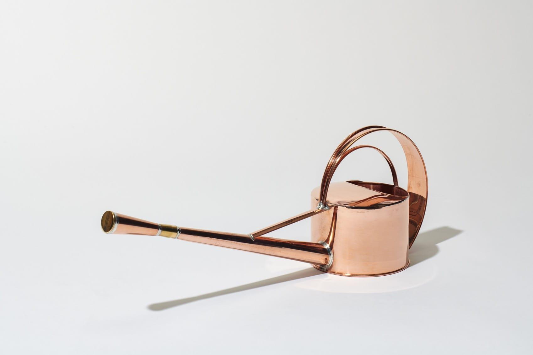 銅製タサ如雨露 物撮り