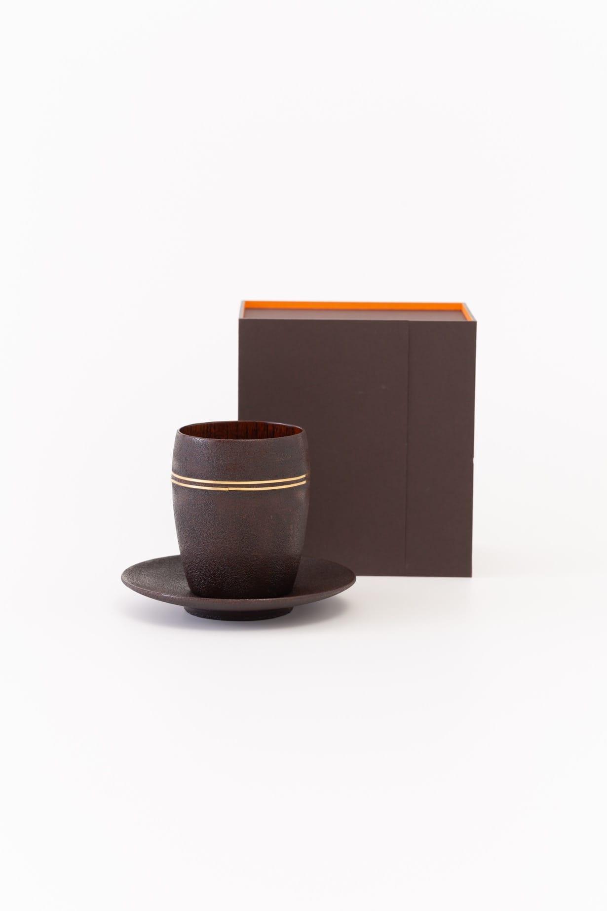 素椀(茶)箱付き
