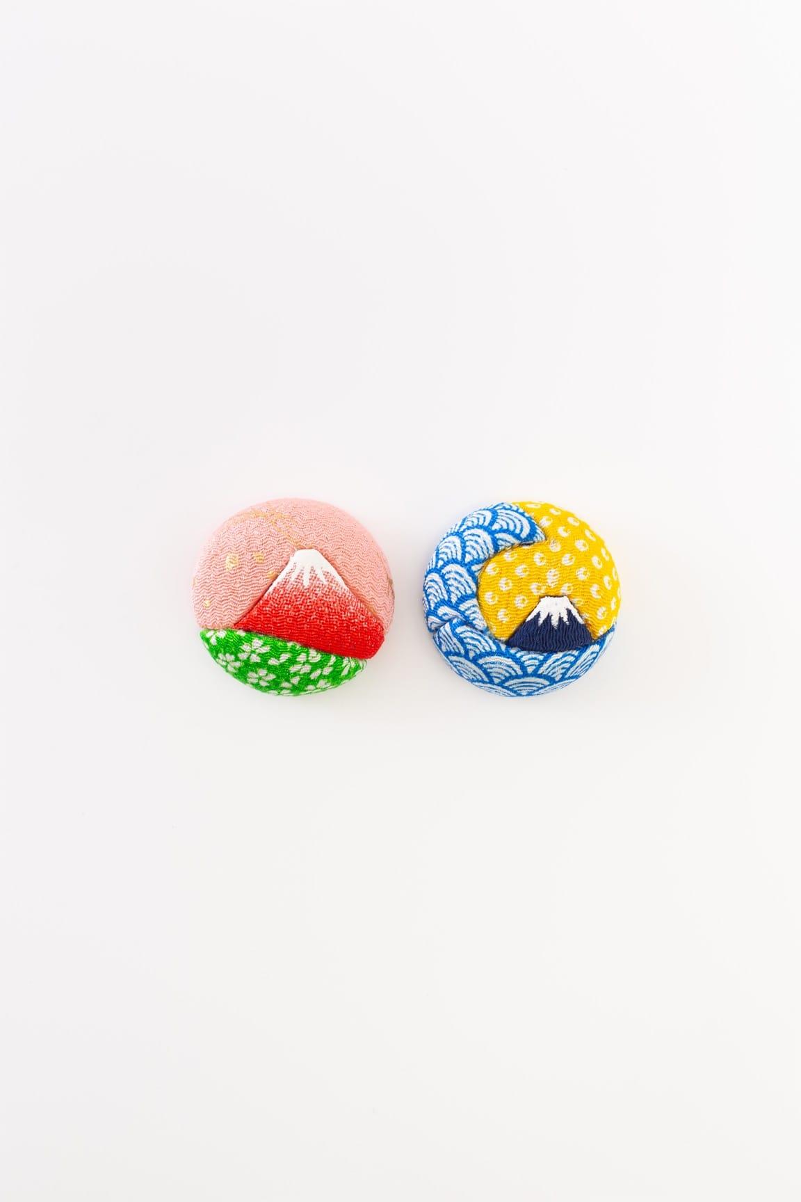 神奈川沖浪裏(黄)&凱風快晴