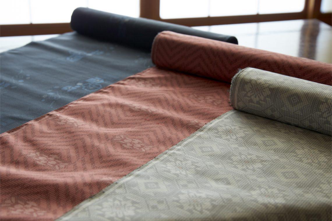 発祥から100年。村山大島紬が紡いできた歴史とこれから。